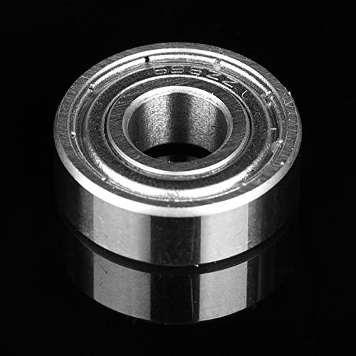 Rodamientos de acero Rodamiento Rodamiento de bolas de ranura profunda Rodamiento de bolas en miniatura Motor de rodamiento de bolas Equipo industrial Sistema de transmisión