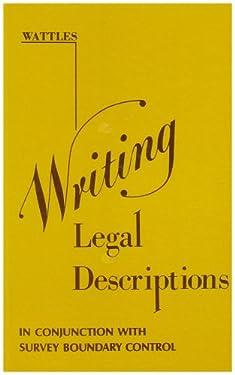 Writing Legal Descriptions