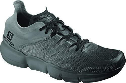 SALOMON Shoes Predict RA, Zapatillas de Running para Hombre, Negro (Black/Quiet Shade/Ebony)