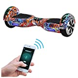 Robway W1 Hoverboard - Das Original - Samsung Marken Akku - Self Balance - 22 Farben - Bluetooth - 2...