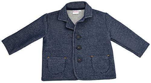Karen Bebé Niño Americana Traje Eleganto Marron Gris Jeans Azul Marino 62 68 74 80 86 92 98 (Jeans, 68)