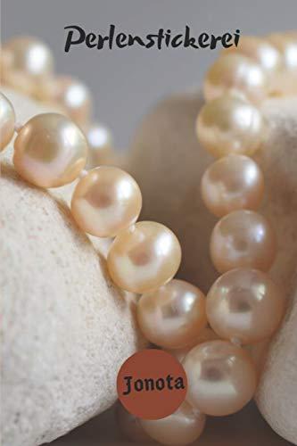 Perlenstickerei: Notizbuch zum Planen von Projekten