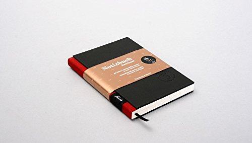 Notizbuch BerlinBook S/Schwarz