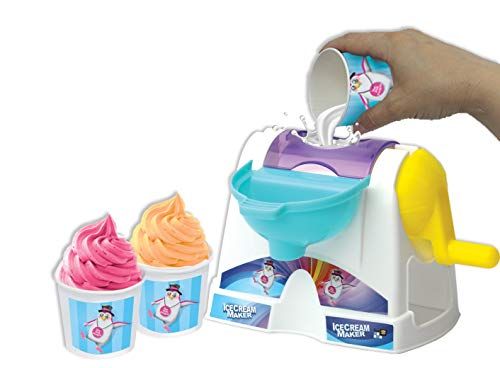 AMAV Toys Ice Cream Maker Machine Toy - Make...