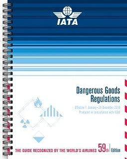 IATA Dangerous Goods Regulations 59th Edition 2018