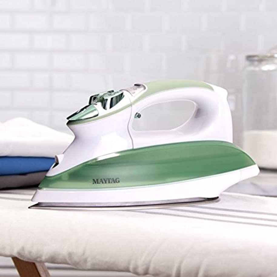 Maytag M1202 Digital SmartFill Iron and Steamer - Green
