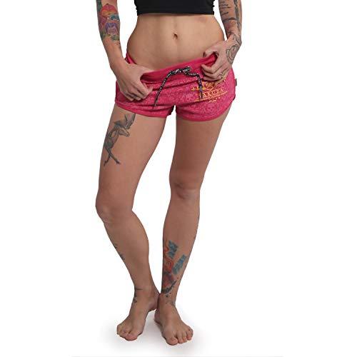 Yakuza Damen Crests Sweat Shorts