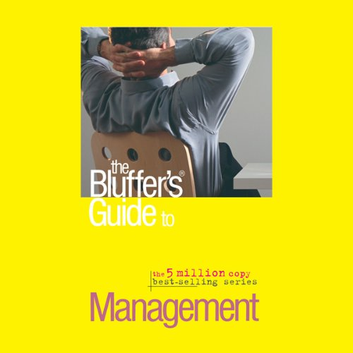 The Bluffer's Guide® to Management audiobook cover art