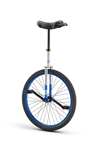 Best Deals! RALEIGH Unistar SE 26, 26inch Wheel Unicycle, Red