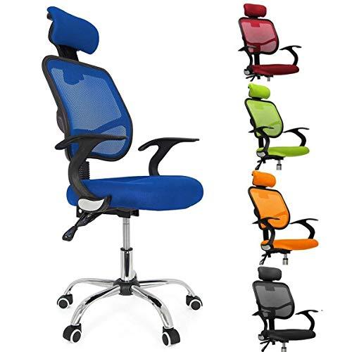 41usJ70quPL Guida: Le migliori sedie da ufficio 2020 Ergonomiche