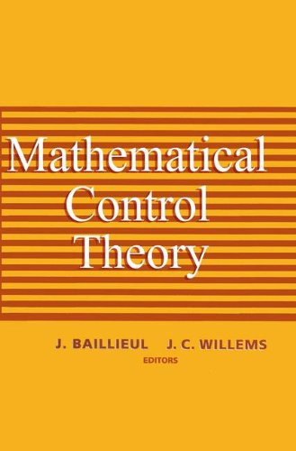 Mathematical Control Theory (Instant Notes)