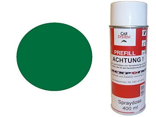 Lackpoint Spraydose 400ml 1 Komponenten Autolack RAL 6029 Minzgrün Glanz