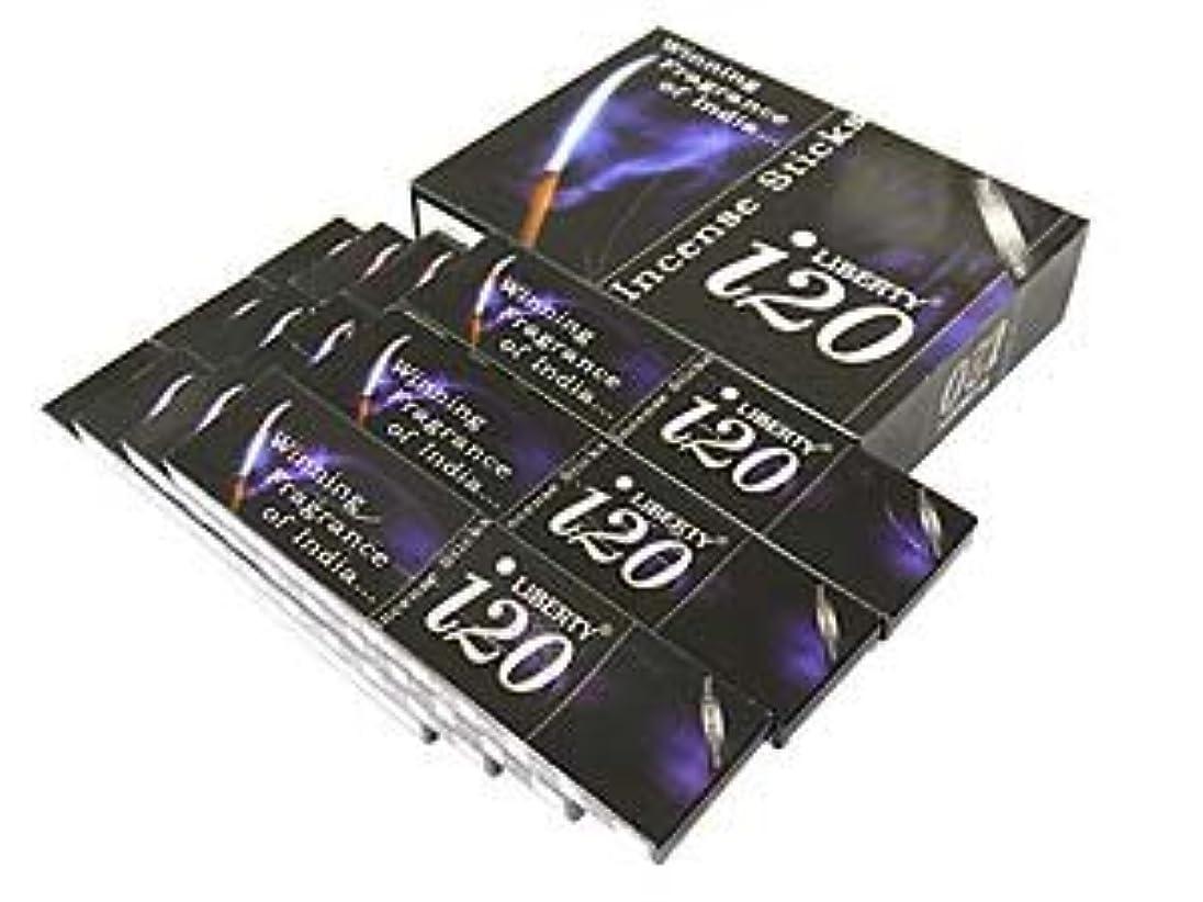粘着性連帯眠るLIBERTY'S(リバティーズ) i20香 スティック i20 12箱セット