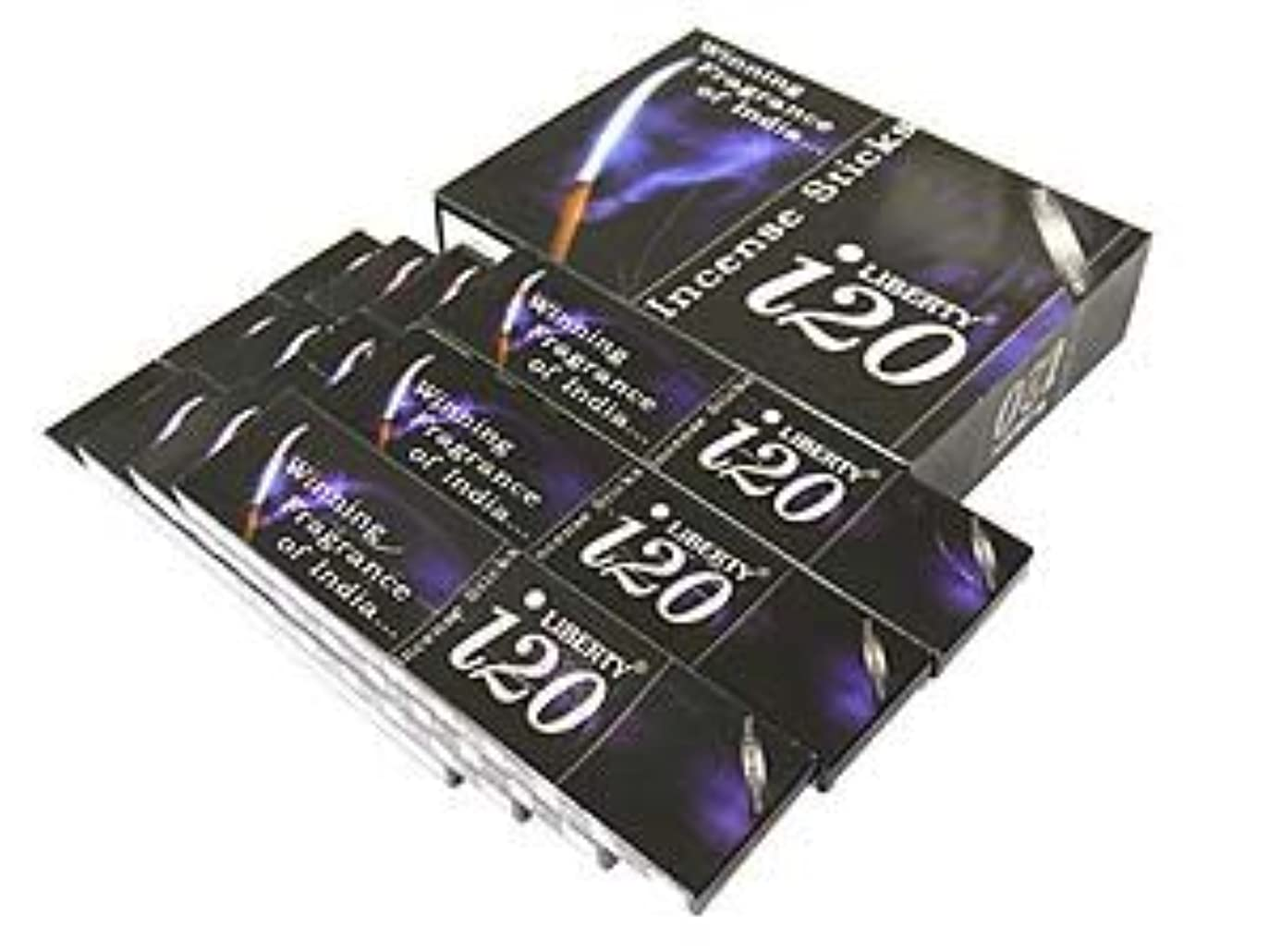 イサカけん引インサートLIBERTY'S(リバティーズ) i20香 スティック i20 12箱セット
