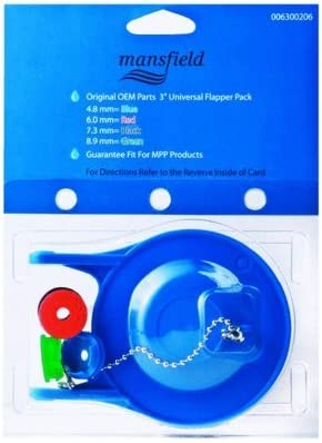 Manufacturer SEAL limited product OFFicial shop Mansfield Plumbing 630-0207 Replacement Flapper