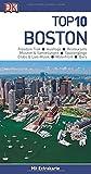 Top 10 Reiseführer Boston: mit Extra-Karte und kulinarischem Sprachführer zum Herausnehmen -