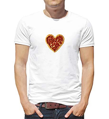 I Love Heart Biscuits V-Neck T-Shirt