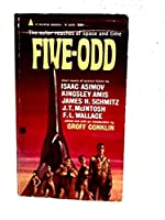 Five Odd B000AM81L8 Book Cover