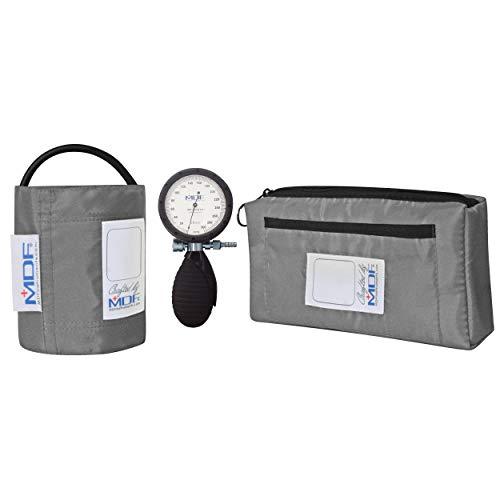 MDF® bravata Palm–Tensiómetro aneroide–Monitor de presión...