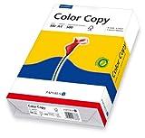 Papyrus 88007859 Drucker-/ Farblaserpapier ColorCopy: 100 g/m², A4 500 Blatt satiniert, Weiß, Hochglatt