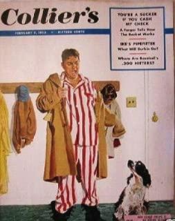 Collier's February 14, 1953 Vol. 131 No. 7