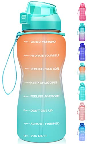 half gallon water bottle - 2