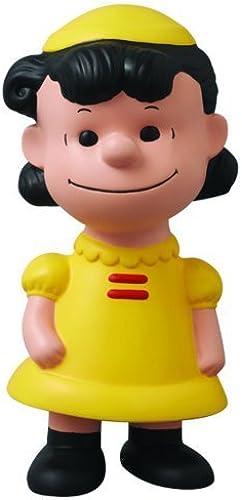 Medicom Peanuts  Lucy Vinyl Collectible Doll (Vintage Version) by Medicom (English Manual)