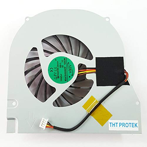 Kompatibel für Toshiba Qosmio X770 Lüfter Kühler Fan Cooler, AD9005HX-PDB, DC5V