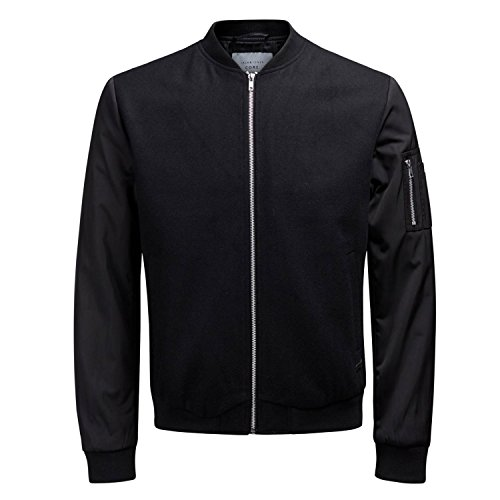 Jack & Jones Jcocarter Wool bomberjack voor heren