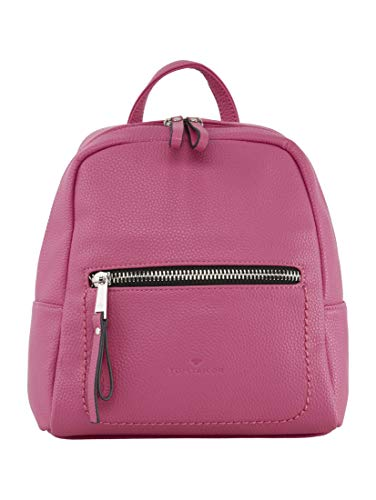 TOM TAILOR Damen Taschen & Geldbörsen Rucksack TINNA Flash pink/pink,OneSize