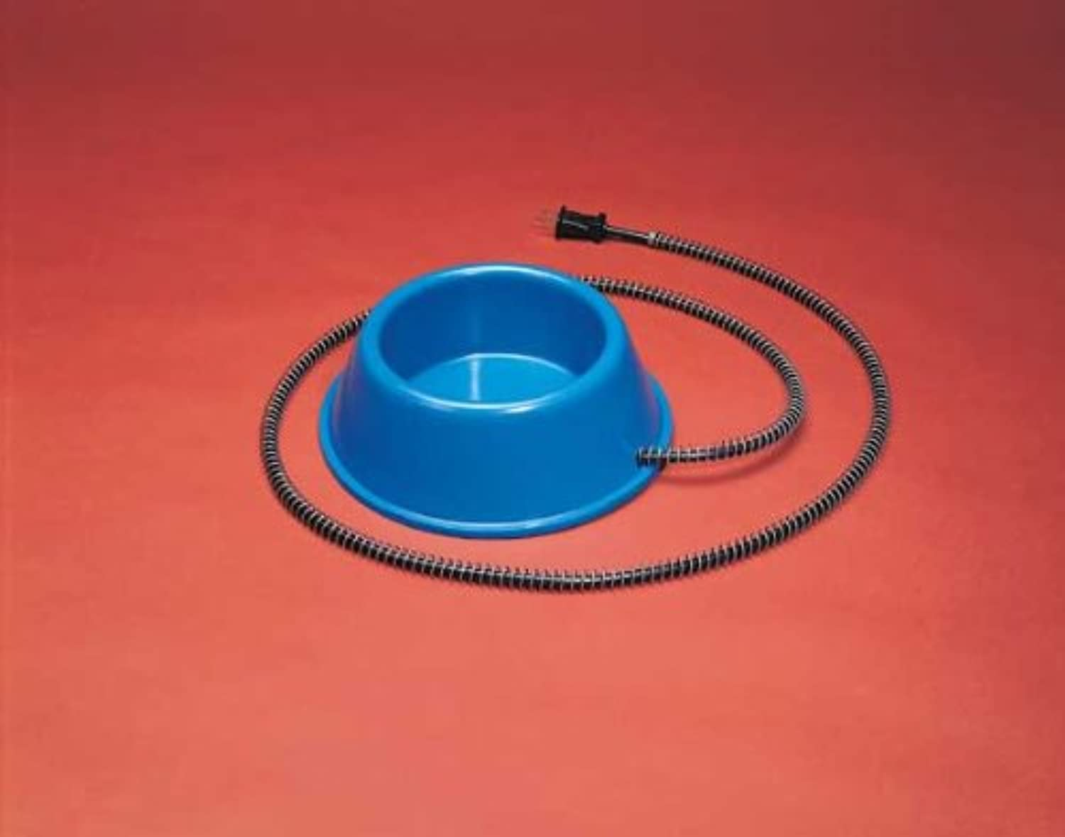 1 Qt. Heated Bowl Plastic by Allied Precision Industries