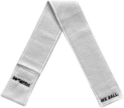 We Ball Sports Football Towel White product image