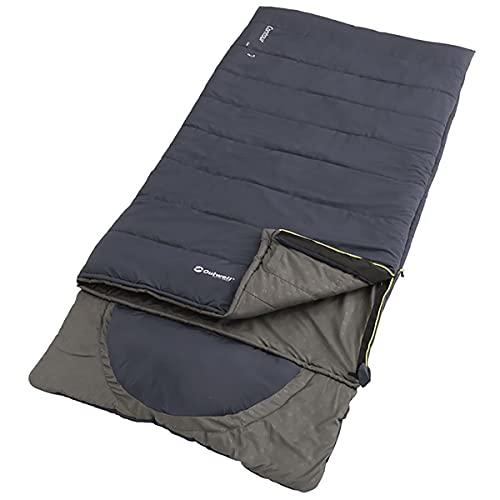 Outwell Contour Lux Schlafsack deep Blue Ausführung Right Zipper 2021 Quechua Schlafsack