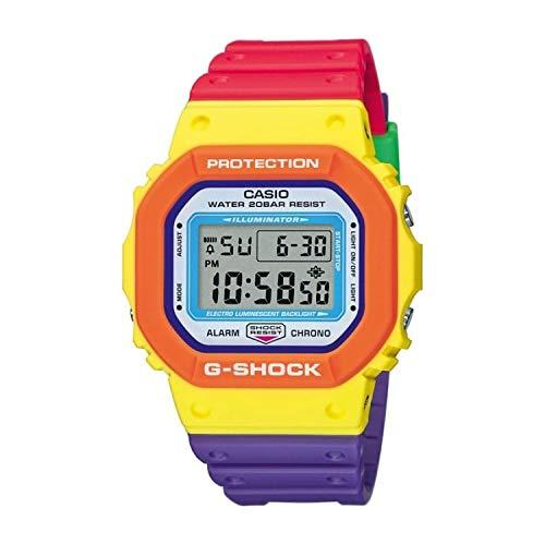 Casio G-Shock Trending Digitaluhr Bunt DW-5610DN-9ER