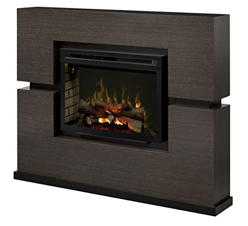 DIMPLEX Electric Fireplace and TV Stand