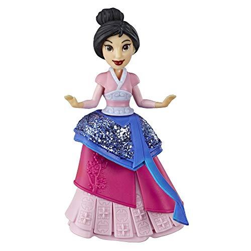 Disney Princess Mini Muñeca Mulan (Hasbro E4864ES0)
