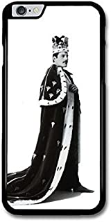 AMAF ? Accessories Freddie Mercury The King Queen case for iPhone 6 Plus (5.5