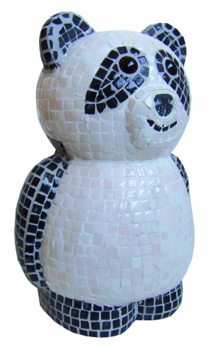ALEA Mosaic Kit de construction en mosaïque 3D Motif panda