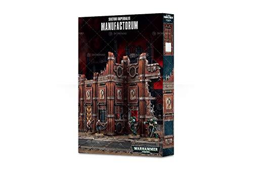 Citadel Sector Imperialis: Manufactorum Warhammer 40,000