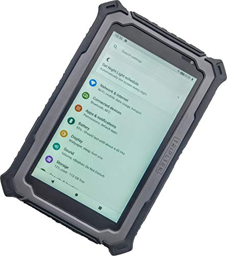 "TRIPLTEK Tablet 7"" PRO 8GB RAM High Brightness 1200 nits, 4G LTE Unlocked, 8 Core Processor 128GB, Android 9, Long Battery Life 10000mah, Rugged Military Construction, Brightest Tablet on The Market."