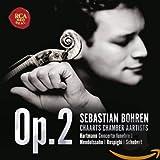 Op.2 - Hartmann, Mendelssohn, Respighi, Schubert