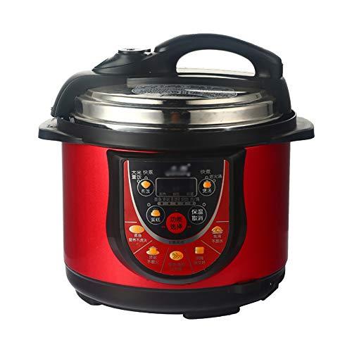 XIAOFEI Puissance Pression Airfryer Autocuiseur Électrique Programmable Lent Cuisinier Garde Nourriture Chaud Multi Cuisinier Inoxydable Acier 5 litres