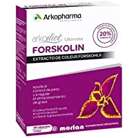 ARKOPHARMA ARKODIET FORSKOLINE - 30 cápsulas