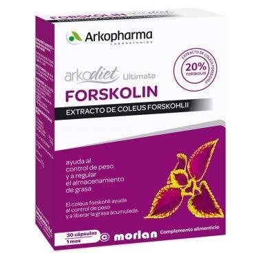 Arkopharma Arkodiet Forskolin 30 Caps 100 G