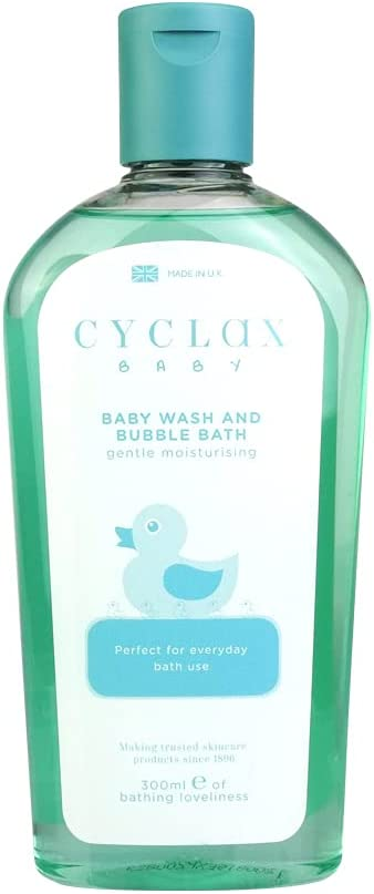 Cyclax Baby Bath 300ml