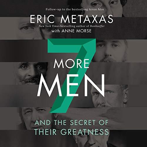 Seven More Men audiobook cover art