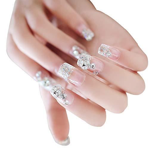 LONMEI Ongles Art Autocollants - Professionnel Adhésif Nail Art Ongles Stickers Accessoires Déco Matériel Manucure Pour Femmes