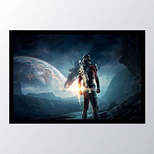 Quadro com moldura Mass Effect Andromeda_004