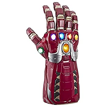 Avengers Marvel Legends Series Endgame Power Gauntlet Articulated Electronic Fist,Brown,18 years and up