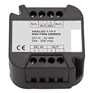 LED Dimmer push button / taster and bluetooth switch on/off